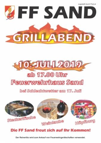 Grillabend 2019